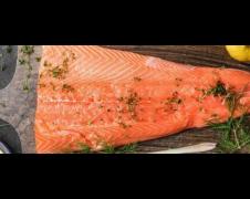 Scottish Premium Smoked Salmon Sliced & Ready to Eat - 200g