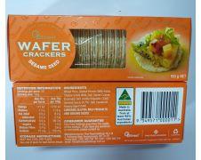 OB Finest Wafer Crackers Sesame 100g