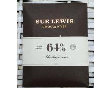 Sue Lewis Single Origin 64% Madagascar 50g