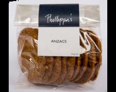 Phillippa's Anzac Biscuits 200g