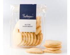 Phillippa's Butter Shortbread 200g