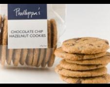 Phillippa's Chocolate Chip Hazelnut Cookies 200g