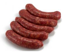 Spicy Chorizo Sausages