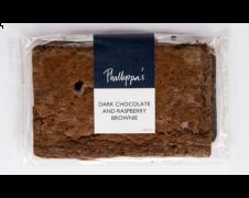 Phillippa's Raspberry & Dark Chocolate Brownie 360g
