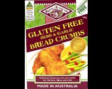 Kook-A-Krumb GLUTEN FREE Breadcrumbs 200g