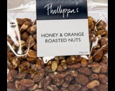 Phillippa's Honey & Orange Roasted Nuts 300g