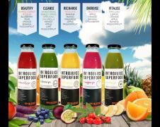 Introjuice - Superfood Juices 350ml