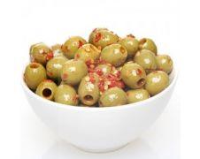 Don Vica Thai Style Olives 200g
