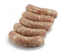 Irish Style Pork Sausages