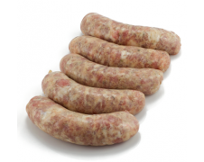 English Style Pork Sausage