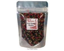 Tony's Own Four Pepper Medley - 75g Pack