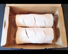 Gourmet Sausage Roll (Raw & Frozen)