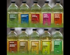 Summer Snow Fruit Juices 2L